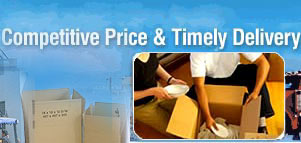 household goods relocation services Delhi