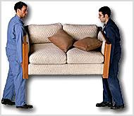 household goods moving services, goods moving services